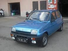 A Vendre Renault 5 Alpine Atmo Coupe Renault 5