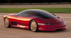 Top 10 American Concept Cars Of The 1980s Classiccars