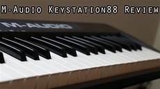 m audio keystation 88 m audio keystation 88 mk ii review