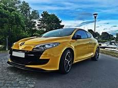 Front Splitter Renault Megane 3 Rs V 2 Gloss Black Our