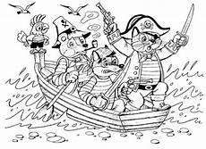 ausmalbilder zum drucken malvorlage piratenschiff kostenlos 4