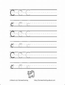 riggs handwriting worksheets 21556 learning to write learning to write letter c page 2 zaner bloser style free printable