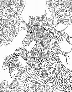 mandala coloring pages unicorn 17978 unicorn coloring book coloring gift a unicorn and delight