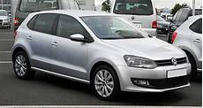 Volkswagen Polo 5 вікіпедія