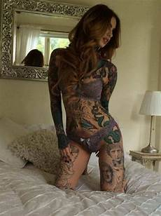 completely covered tattoos pinterest