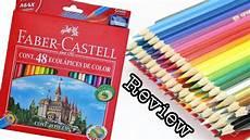 Faber Castell Malvorlagen Review 191 Funcionan Los Ecol 193 Pices De Faber Castell Unboxing Y