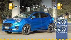Tats 228 Chlicher Verbrauch Ford 1 0 Ecoboost Hybrid Im Test