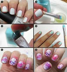 16 interesting nail tutorials for short nails fashionsy com