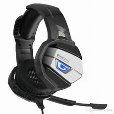 Onikuma Headphones Gaming Headset Noise Cancelling by Onikuma Upgraded Gaming Headset Bass Noise