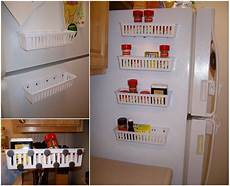 Magnet Kitchen Hacks by 13 Ingenious Storage Hacks For Your Tiny Kitchen