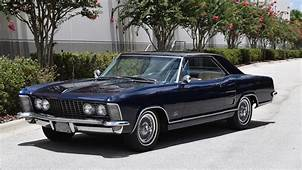 1963 Buick Riviera  G70 Kissimmee 2016