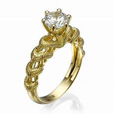 gold lace vintage bridal dainty ring naama jewelry