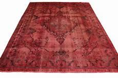 vintage teppich rot in 400x300cm 1001 2471 carpetido de