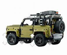 lego technic land rover defender 42110 gets official