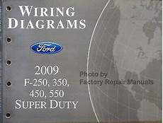 electric and cars manual 2009 ford e series electronic throttle control 2009 ford f250 f350 f450 f550 super duty truck electrical wiring diagrams manual ebay