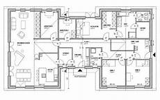 grundriss bungalow modern dieser bungalow grundriss mit knapp 180 m 178 bietet 2
