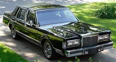car manuals free online 1988 lincoln town car lane departure warning 1988 lincoln brochures