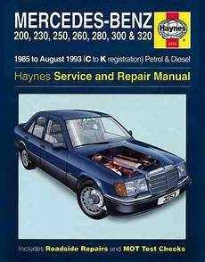 manual repair free 1986 mercedes benz s class auto manual mercedes benz w124 series petrol diesel 1985 1993 0857339486 9780857339485 haynes