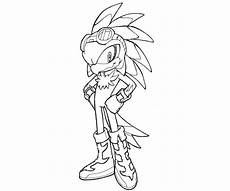 Sonic The Hedgehog Jet Coloring Pages Sonic Printable Pictures Coloring Home