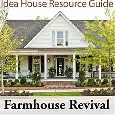 southern living house plans farmhouse revival farmhouse revival southern living house plans
