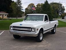 1970 Chevrolet C K Trucks For Sale Near Silver Creek
