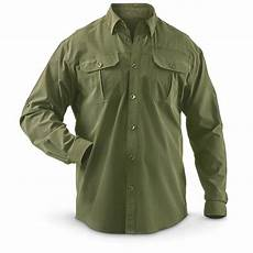 sleeve hiking shirt mailbox guide gear s button sleeve hiking shirt