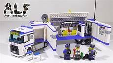 Lego City Polizei Malvorlagen Lego City 60044 Mobile Unit Polizei 220 Berwachung