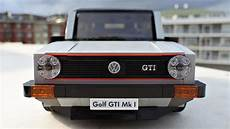 Lego Golf Gti - this lego vw golf mk1 gti deserves to be made into an