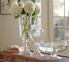 Decorating Ideas Clear Glass Vases by Voluminous Clear Glass Vases Pottery Barn