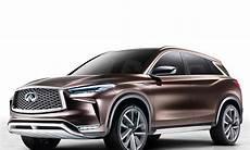 Infiniti Qx50 Concept Detroit Auto Show 2017 Autozeitung De