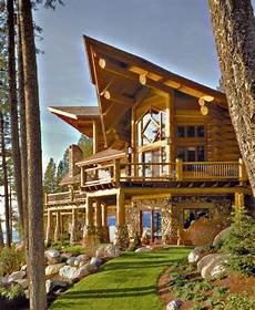 Pioneer Log Homes Lake Home Log Homes Beautiful Homes