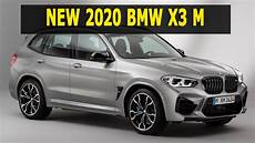 2020 bmw exteriors 2020 bmw x3 m exterior and interior