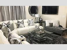 Glam Living Room Tour   Home & Decor Updates 2017