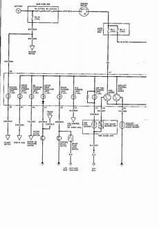ef crx jdm cluster diagram honda tech