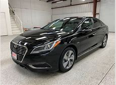 Used 2016 Hyundai Sonata Plug in Hybrid Limited Sedan 4D
