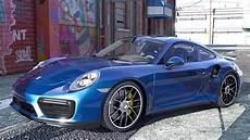 2016 Porsche 911 Turbo S Add On Replace Auto Spoiler
