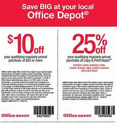 Office Depot Coupons Discounts by Office Depot Ad Coupons 2018