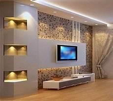 Tv Wand Rigips - bildergebnis f 252 r tv wand trockenbau wohnen wohnzimmer