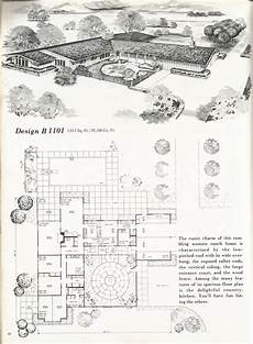 vintage ranch house plans vintage house plans western ranch houses home designs