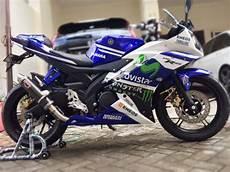 Yamaha R15 Modif Keren by 40 Gambar Modifikasi Yamaha R15 R25 Keren Terbaru