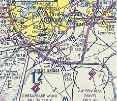Virginia Aeronautical Chart Abandoned Amp Little Known Airfields Virginia Norfolk Area