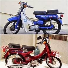 Modifikasi Motor Tua by Koleksi Gambar Modif Motor Tua Yamaha Contoh Peluang