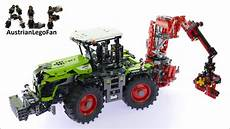 lego technic lego technic 42054 claas xerion 5000 trac vc lego speed