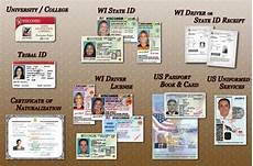 forms of government id guide acceptable forms of voter id politics and elections host com