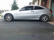 w203 coupe lowering springs question mbworld org forums