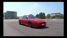 1999 fiat coupe 2 0 20v turbo plus start up and