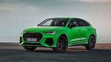 New Audi Rs Q3 Performance Crossover Now Comes In