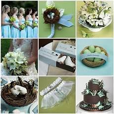 garden wedding ideas bird butterfly theme in blue green brown things festive weddings