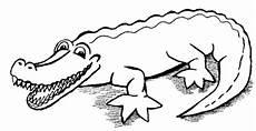 kostenlose malvorlagen krokodil malvorlage krokodil einfache zeichnung coloring and