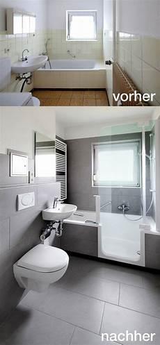 bad mit badewanne badrenovierung mit twinline 2 duschbadewanne teilversenkt